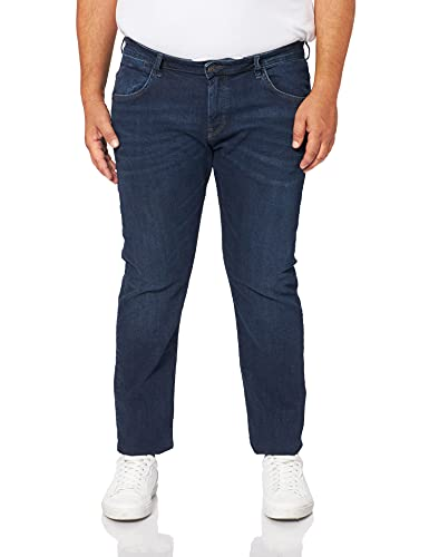 Tom Tailor 1027228 Troy Slim Jeans, 10283 Stone Wash Denim-Juego de Mesa, 38W x 34L para Hombre