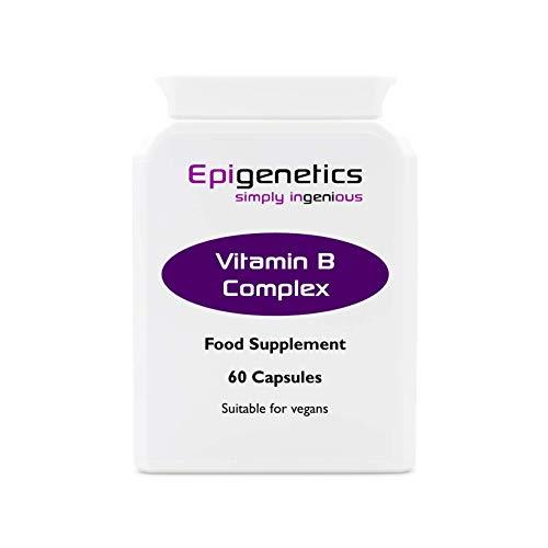 Vitamin B Complex Pack of 60 Capsules