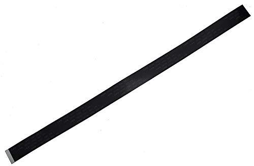 A1 FFCs 1/2/5/10pcs Negro Flex Cable para Raspberry Pi Longitud del Cable de la cámara - 200 cm/2 m/6.6 ft
