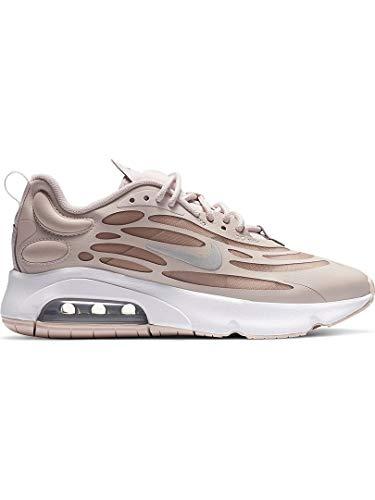Nike Air MAX Exosense, Zapatillas para Correr Mujer, Barely Rose Metallic Silver Stone Mauve, 36 EU
