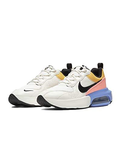 Nike Air Max Verona Women's Shoe CW7982-100 Sail/Black-Royal Pulse-Atomic Pink Size: 40 EU