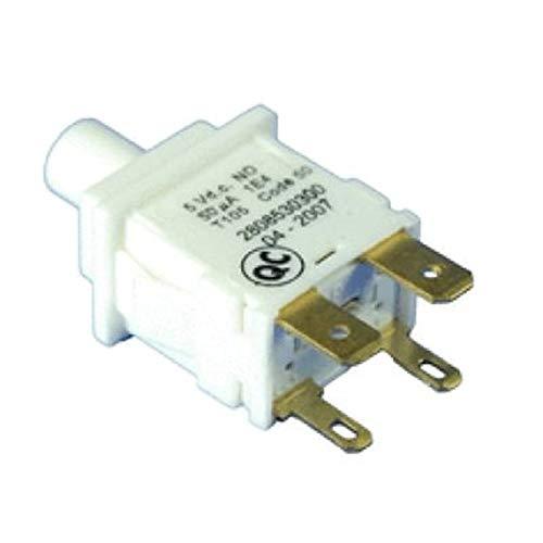 REPORSHOP - Interruptor Lavadora Beko Saivod 2808540400