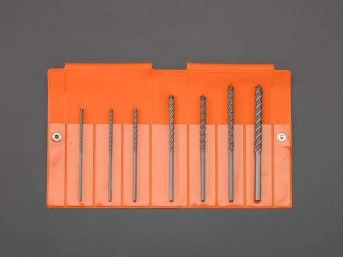 エスコ 3.4-8.5mm7本組コンクリート用振動ドリル EA811AA