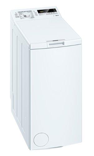 Siemens WP12T225 Waschmaschine Toplader / A++ B / 1200 UpM / 6 kg / Hemden-Programm / Knitterschutz