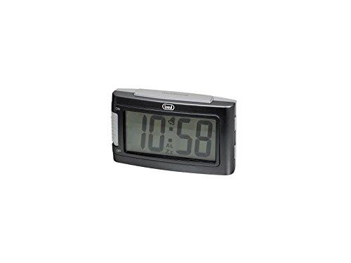 Trevi SLD 3062 Digital Table Clock Multicolor Rectangular-Relojes de Mesa (8 Pieza(s), 103 mm, 34 mm, 60 mm, LCD, AA), 103x60x34 mm