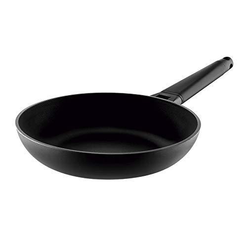 Castey - Sartén 30 cm Mango Negro