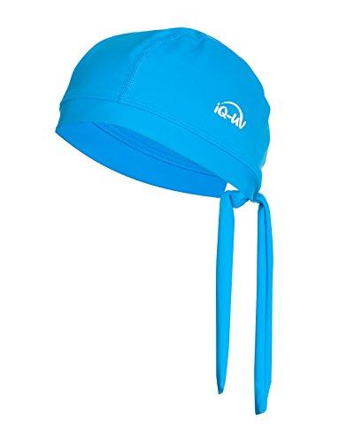 iQ-UV 300 Bandana, UV-Schutz Kopftuch, Hawaii, M (57cm)