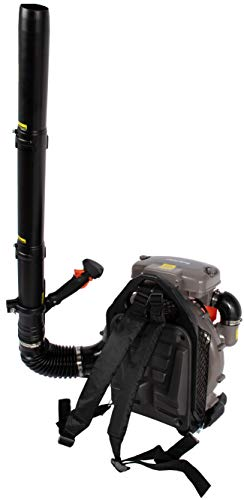 Schröder Industrial Backpack Leaf Blower 5-Year Warranty Model: SR-6400L