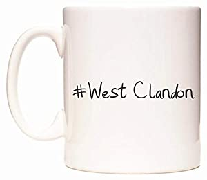 Beautiful Glossy White Finish Dishwasher and Microwave Safe Designed on Both Sides of the Mug Size: 8.1cm by 9.5cm (Width by Height) 10oz Manufactured by WeDoMugs