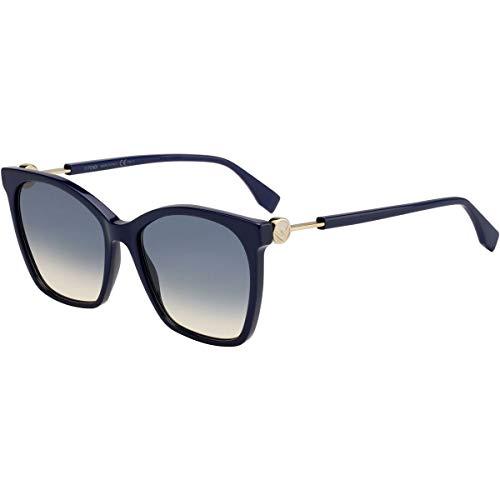 Sunglasses Fendi FF 0344 /S 0PJP Blue / I4 Gradient