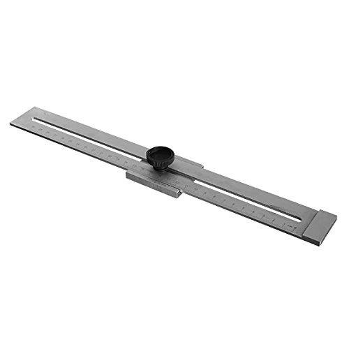 Tutoy Edel Stahl Markier Lehre 0-200Mm/0-250Mm/0-300Mm 0.1 Mm Holz Bearbeitungswerkzeug Stemm Und Zapfen Maschinen Zubehör-0-300Mm