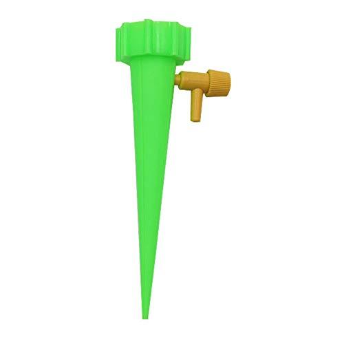 æ— 10 picos de riego automáticos, ajustables y universales para riego por goteo para interior y exterior