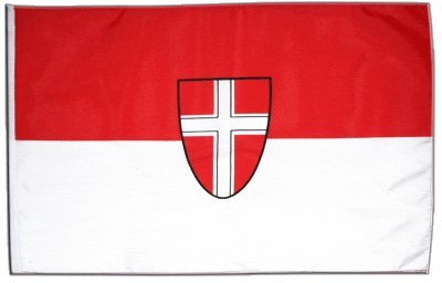 Flagge / Fahne Österreich Wien + gratis Sticker, Flaggenfritze®