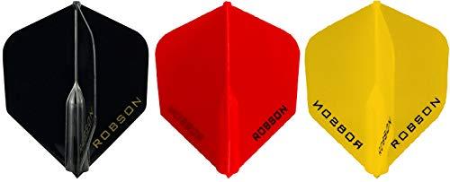 Robson Plus Flight Standard schwarz,rot,Gold Deutschland