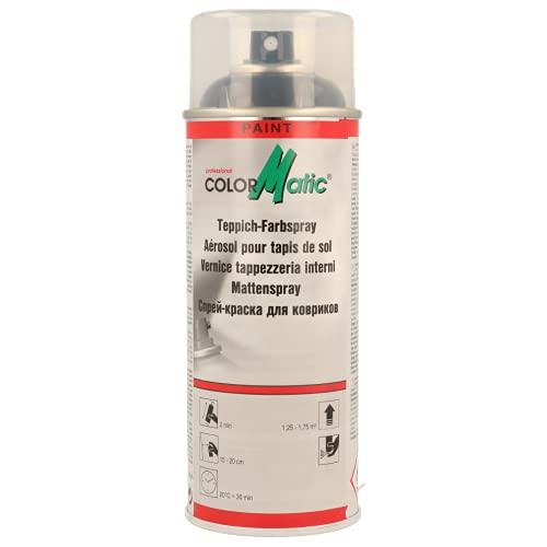 ColorMatic 369056 Teppich-Farbspray schwarz 400 ml