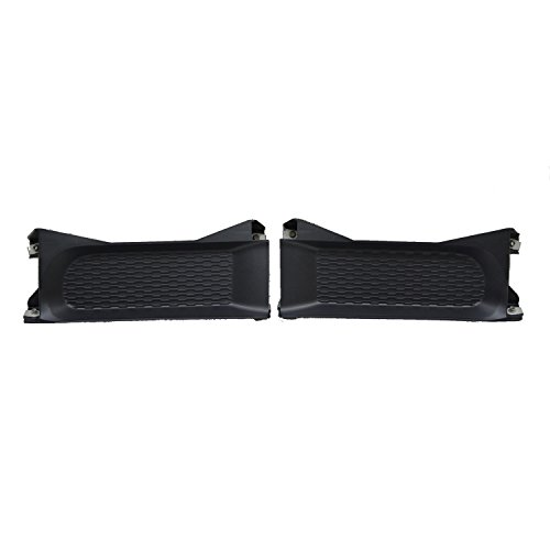 PartsChannel OE Replacement Tow Hook Cover RAM PICKUP-RAM-1500 2013-2017