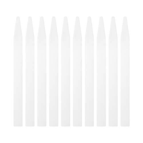 Healifty - Tiras de papel de prueba de fragancia para aromaterapia, 100 unidades