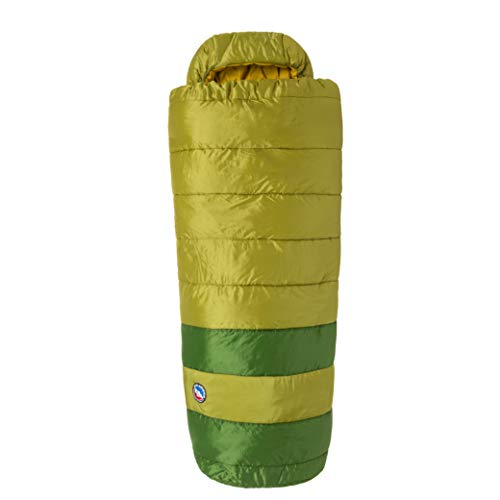 Big Agnes Echo Park 0 (FireLine Max) Backpacking and Camping Sleeping Bag, 0 Degree