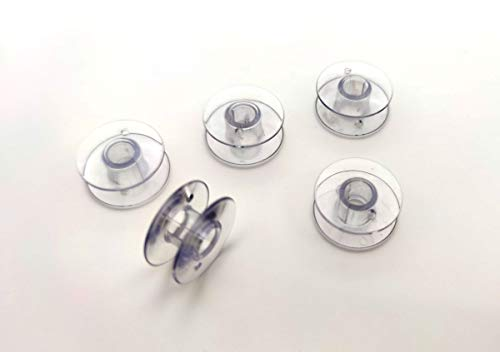 Canillas transparentes para Alfa 1680/3242 / 3742/3842 (5 unid.)