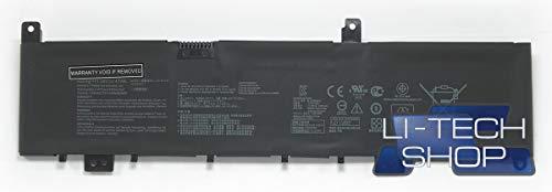 LI-TECH Batteria Compatibile 4100mAh per ASUS Vivo Book PRO 15 N580G Nero Notebook 4.1Ah