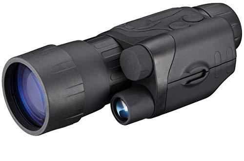 Yukon hochwertiges Nachtsichtgerät Spartan NVMT 3x50 Generation 2+ mit leistungsstarker Infrarotbeleuchtung und Stativanschlussgewinde