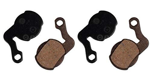 2 paires de plaquettes de freins à disque hydrauliques VTT POUR MAGURA LOUISE 2007 LOUISE BAT LOUISE CARBON 2008 Julie HP / MARTA SL Plaquettes de frein SRAM WORLD CUP