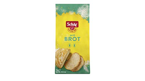 Schär Mix B - Brot Mix Backmischung glutenfrei, 1kg