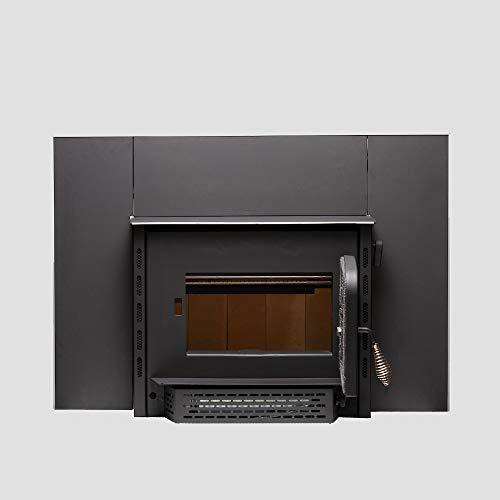 Product Image 3: Ashley Hearth AW1820E 1,800 Sq. Ft. Wood Stove Insert, Black