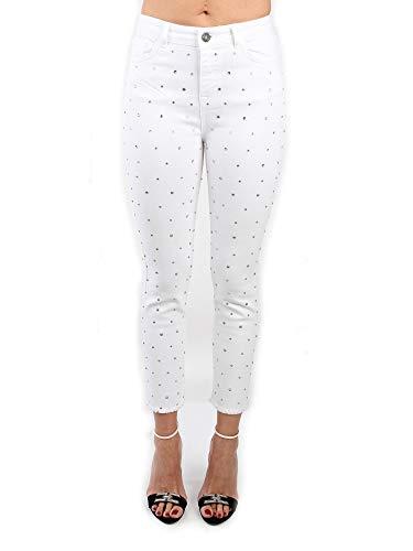 Twin Set 201TP2133 Jeans Skinny Donna Neve 29