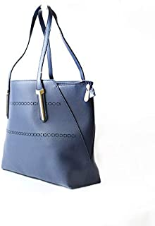 Lenz Bucket Bag For Women, Navy, aM19-B128