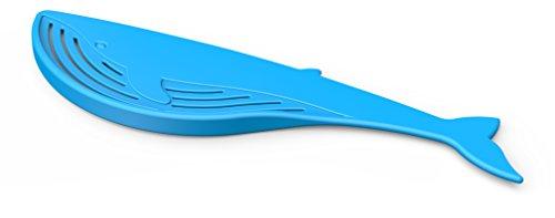 Fred BIG BLUE Whale Strainer medium - 5141912