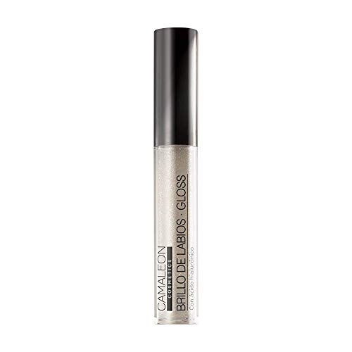 Camaleon Cosmetics, Metallic Gloss Nácar, 1 unidad, 9ml