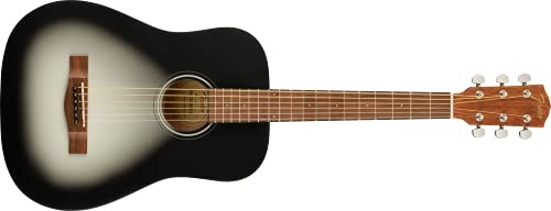 Fender FA-15 3/4 Acoustic Guitar With Gig Bag Limited Edition Moonlight...
