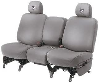 Mopar 82209805, Mist Gray, Rear Seat Covers, 2 Pack