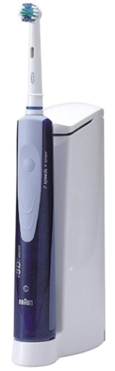 風変わりな警告する突破口ブラウン オーラルB 3Dエクセル 電動歯ブラシ スタンダードタイプ D17525u