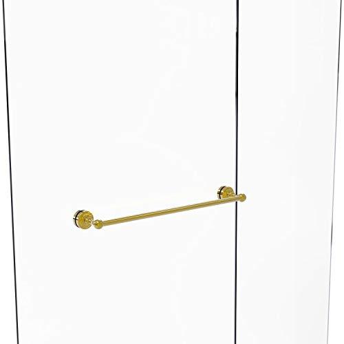 Allied Messing dottingham Dusche Tür Handtuch Bar, DT-41-SM-24-PB