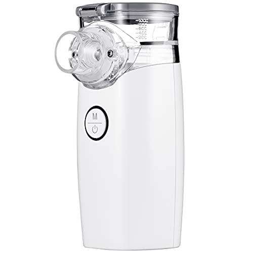 Máquina inhaladora portátil/Mini humidificador de vapor de mano/para niños y adultos, viajes y uso doméstico