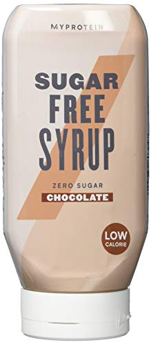Myprotein MySyrup Chocolate, 1er Pack 1 x 400 ml
