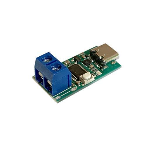 Camisin Type-C USB-C PD2.0 3.0 a Módulo de placa de cambio de energía para portátil USB-PD