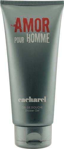Cacharel Amor homme / men, Duschgel 200 ml, 1er Pack (1 x 200 ml)