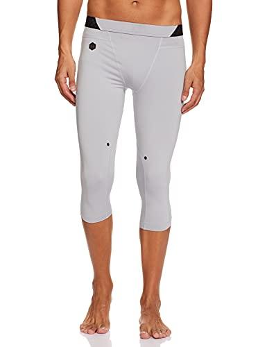 Under Armour UA Rush Mallas Deportivas de Tres Cuartos para Hombre, Pantalones Ajustados con tecnología Rush, Ligeros Pantalones de compresión