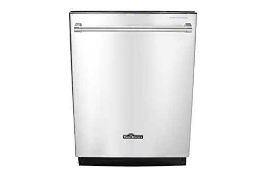 """Thorkitchen HDW2401SS 24"""" Built-In Dishwasher, Stainless Steel"""