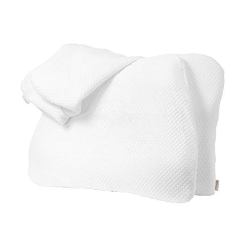 Copper Fit Angel Sleeper COOL CELL Pillow Case, Standard/Queen, White