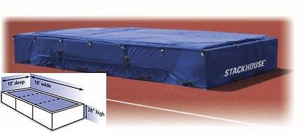 Stackhouse All Weather Cover for International High Jump Pit