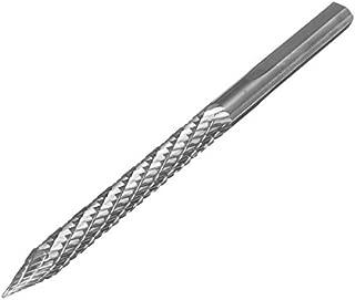 HITSAN 6mm High Carbide Steel Cutting Tool Drill Reamer Tire Repair Burr One Piece