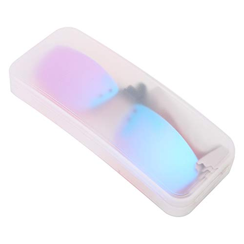 DERCLIVE Color Blindness Correction Glasses, Practical Reversible Clip on The Lens, can be Used to Correct Color Blindness