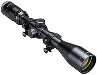 TASCO 4-12x40 Black FC, Rings, Truplex, Box 5L