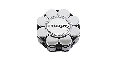Palet Thorens Presser für Plattenspieler Vinyl Stabilizer verchromt