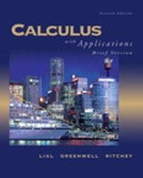 Price comparison product image Calculus: With Applications