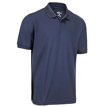 Mens Navy Drifit Polo Shirt XXXL